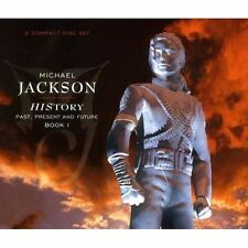 HIStory: Past, Present and Future, Book I [Digipak] by Michael Jackson (CD, Jul…