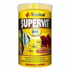 Tropical SUPERVIT FLAKES 1000ml Universal flake food for everyday feeding