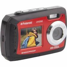 Polaroid iXX090 Dual Screen Shock & Waterproof Digital Camera (Red)™