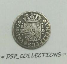ESPANA - Felipe V, 1 Real 1738 muy bonita = Réf: 287/M01