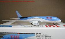 Herpa 1/500 TUI B787-8 OO-JDL #530163 Diecast Metal Model Plane