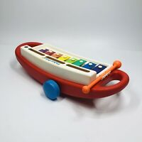 Vintage Fisher Price Rock 'n' Roll Xylophone - 1989 (TS)