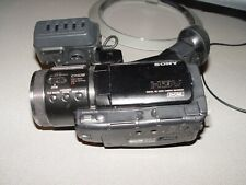 Sony HVR-A1 MiniDV Camcorder LCD does not work
