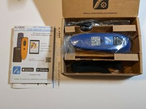 SocketScan S700, 1D Imager Barcode Scanner, Blue, Scanner ONLY