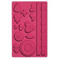 Stampo silicone fantasia folk Wilton per fondente decorare decoro dolci - Rotex