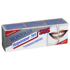 BONYPLUS Zahnprothesen Reparatur Set 1 P PZN: 2363480 (33,91€/1 P)