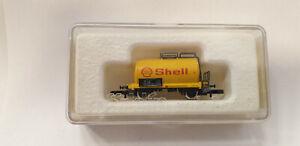 Carro Serbatoio Shell DB Marklin mini-club articolo 8611