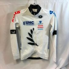 UHC Pro Cycling United Health Care Vermarc Women's Fleece Winter Jersey Large