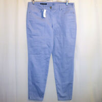 NWT Brooks Brothers Pants Women's Size 12 Blue Dress Slacks Jackie Fit