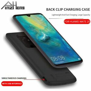 5000mAh Battery Charger Case For Huawei Mate 20 Power Bank Charger Cases