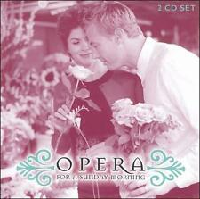 Opera for a Sunday Morning