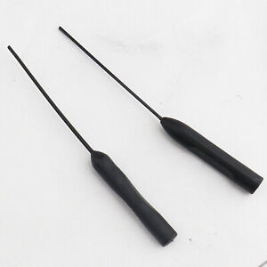 Cleaning Accessory Tool For Hearing Aid Vent 2pc Earphone Cleaning Tool