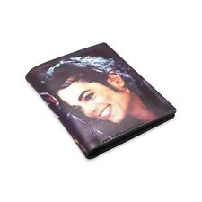 Michael Jackson Bifold Leather Wallet