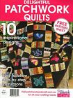 DELIGHTFUL PATCHWORK QUILTS MAGAZINE. NO 2 PATTERN SHEET ATTACHED