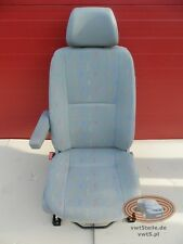 VW Crafter asiento del conductor sede seat confort Inka