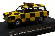 IST Models IST191, Trabant 601 Kombi, Leipzig Airport, 1:43, OVP