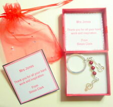 Thank you Gift to show Appreciation to Music Teacher In Personalised Gift Box