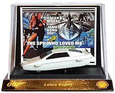 Shell James Bond 007 - Lotus Esprit - The Spy Who Loved Me - BNIB