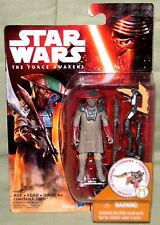 "CONSTABLE ZUVIO Star Wars The Force Awakens 3.75"" Figure SHIPS NEXT DAY"