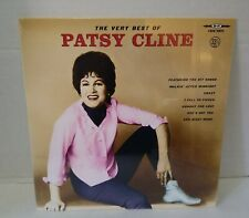 The Very Best of Patsy Cline 180G Vinyl 2017 Sealed -New Other-