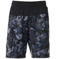 Adidas Performance JW Black Polyester Basketball Sports Shorts Mens S11421 UA32