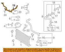 car truck cooling system hoses clamps for audi for. Black Bedroom Furniture Sets. Home Design Ideas