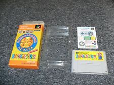 GENUINE JAPANESE NTSC SNES SUPER NINTENDO GAME - MARIO ALLSTARS - BOXED - TESTED