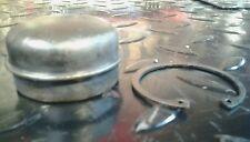 Simplicity Tiller Retaining Ring & Dust Cap Rototiller 1008 Mod #1690239 NLA