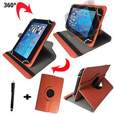 10.1 pulgadas Tablet bolso-airis onepad tab11g funda estuche - 360 ° Orange