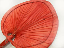 Fächer,Bastelbedarf,Palmfächer,Dekomaterial,rot