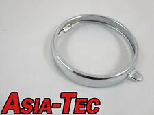 SCHEINWERFER RING HEADLIGHT RIM 6V HONDA DAX ST50 ST70, CHALY CF50 CF70, SS50