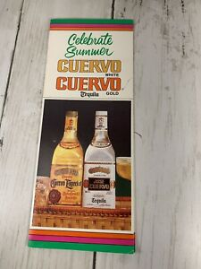 JOSE CUERVO Tequilla Celebrate Summer 1983 Drink And Food Recipes  Phamplet