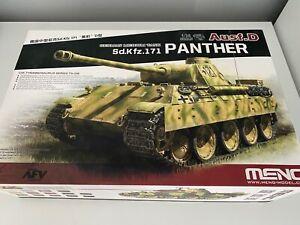 Meng Model TS-038 1/35 German Sd.Kfz.171 Panther Ausf.D