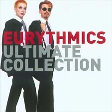 Ultimate Collection - Eurythmics - CD  Best Of Greatest Hits - Annie Lennox