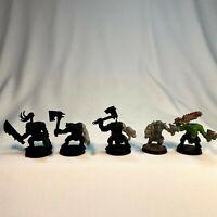 Ork Nobz Sheathed Shoota Warhammer 40k AoS Bits Parts