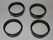 4 x Carl Zeiss West Germany Linse Objektiv F = 300/400/500/800 lens OPMI ?