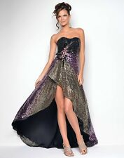 Size 14-16 Blush 9619 Prom Dress