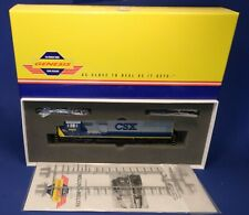 HO Scale Athearn Genesis CSX 4685 SD-70M Powered Diesel Engine NIB G6159