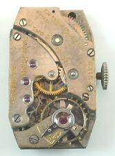 Vintage John Plain & CO Mechanical Wristwatch Movement  - Parts / Repair