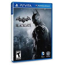 Batman Arkham Origins Blackgate PS Vita Game BRAND NEW SEALED