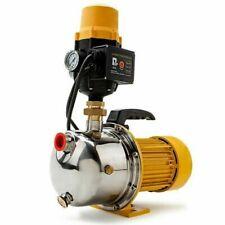 Protege Multi Stage High Pressure Water Pump - Yellow
