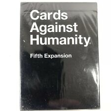 NEW Cards Against Humanity Fifth 5th Expansion Pack Sealed Party Game