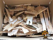 30 Kg Anzündholz Anmachholz Anfeuerholz Restholz Hartholz Brennholz Feuerholz