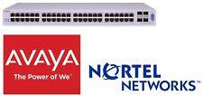 Avaya Nortel Ethernet Routing (AL1001A05E5) 5520-48T-PWR, PoE Gigabit 48-Ports R