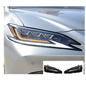 For Lexus ES LED Headlights LED DRL 2018-2021 Replace OEM Halogen Sequential