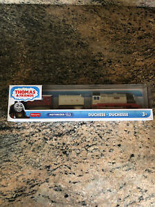 New Fisher Price Thomas And Friends Trackmaster Motorized Engine Duchess Train