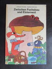 Zwischen Fuchsbau und Elsternest-Basteln & Beschäftigung-1.Auflage- ab 6