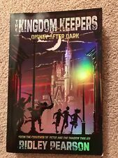 Kingdom Keepers books 1-3 by Ridley Pearson