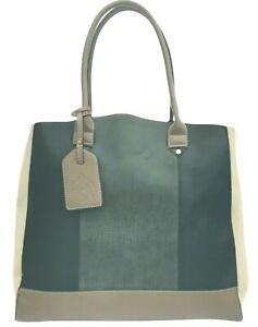 Accessorize Tote bag Womens Oversize Colour Block Multi 2 strap Career Casual