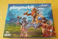 Playmobil - NEU OVP 9344 - Zwergenkönig mit Gefolge / Knights / Ritter / Burg